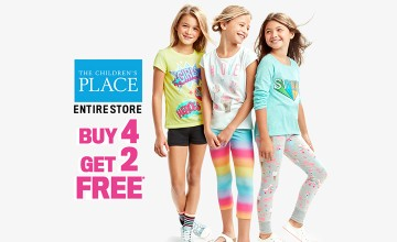 Exciting Offers from Children's Place