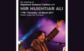 Rajasthani Sufiyana Tradition with Mukhtiar Ali