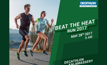 Beat the Heat Run by Decathlon Kalamassery