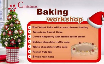 Christmas Baking Workshop