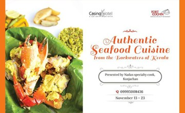 Authentic Seafood Cuisine - Nadan Specialties