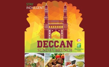 Deccan - Sunday Brunch
