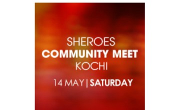 SHEROES Community Meet