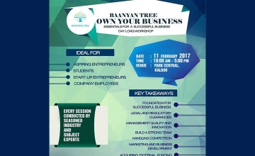 Own Your Business - Workshop