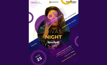 Divas Night Featuring Ram Nair