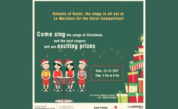 Christmas Carol Competition By Le Méridien Kochi