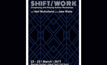 Shift/Work - Artistic Workshop