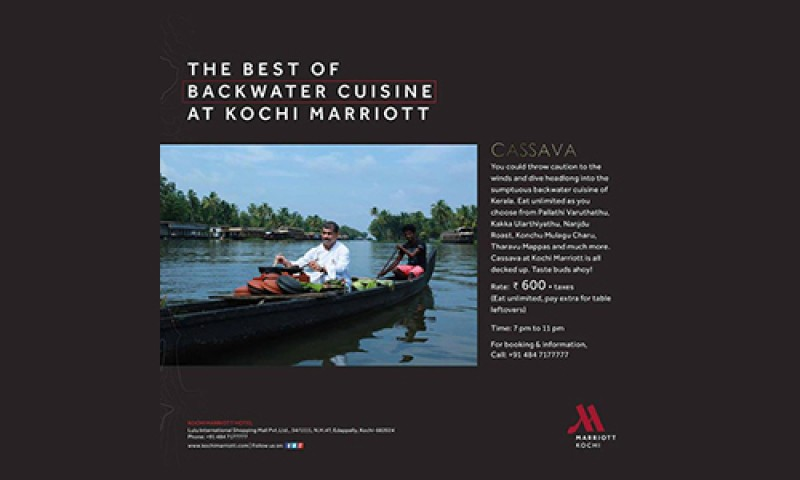 The Best  of  Backwater Cuisine