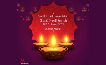 Grand Diwali Brunch