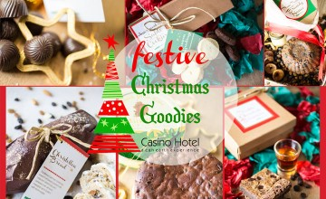 Festive Christmas Goodies at Casino