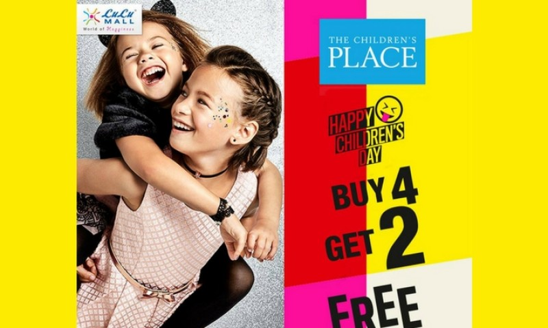Children's Day Offers By The Children's Place