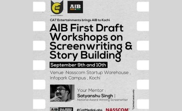 AIB First Draft Workshops On Screenwriting And Story Building