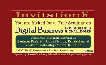 Free Digital Marketing Seminar