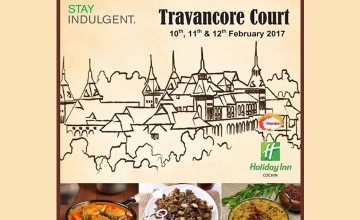 Travancore  Court - Food Fest