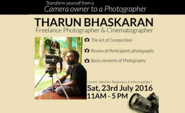 The Creative Eye Photography Workshop