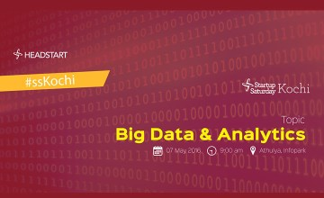 Startup Saturday- Big Data and Analytics