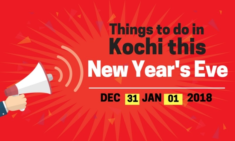 Things to do in Kochi this New Year's Eve
