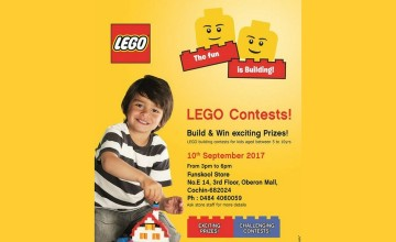 LEGO Contests - For Kids