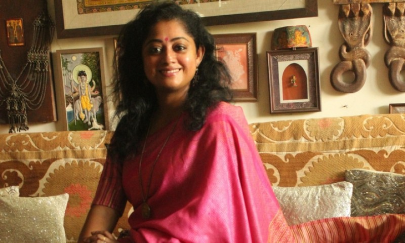 Rema Kumar showcases her collection : Textile Tales