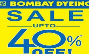 Bombay Dyeing Sale at Kochi