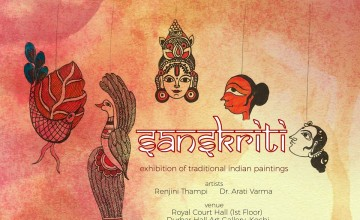 Sanskriti Painting Exhibition