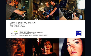 Camera Lens Workshop