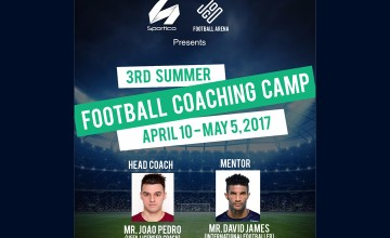 Football Coaching Camp