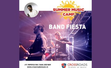 Summer Music Camp by Crossroads