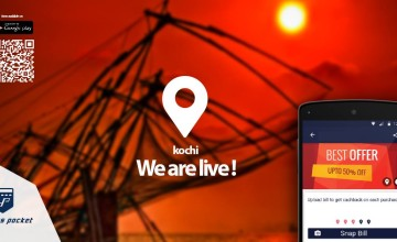 DaddysPocket is now live in Kochi !!