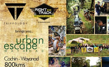 Urban Escape- Cochin To Wayanad