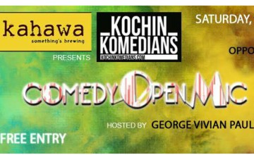 Comedy Open Mic At Kahawa