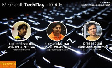 Microsoft TechDay - Free Technology Training Event