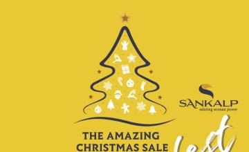 Sankalp Christmas Sale