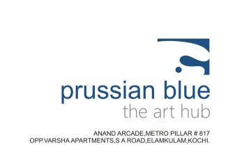 Painting Exhibition by Prussian Blu