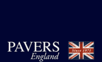 Discount at Pavers England