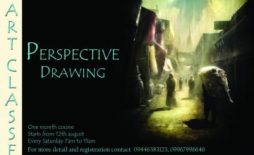Perspective Drawing - Drawing Class
