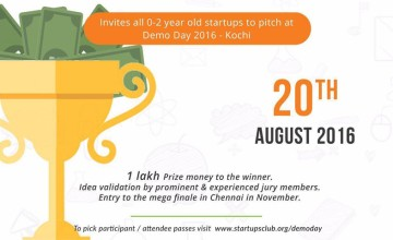 Startups Club Demo Day - Kochi