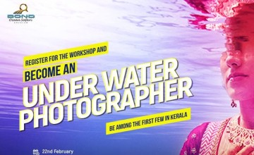 Under Water Photography Workshop - Kochi - IBIS Hotel
