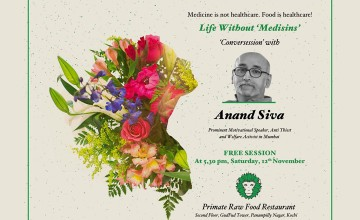 'Conversession' with Anand Siva