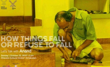 'How Things Fall, or Refuse to Fall'- Let's Talk Biennale