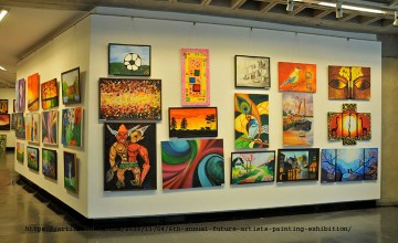 'Onappacha'-Exhibition of paintings