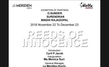 Reeds of Innocence- Painting Exhibition