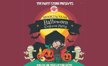 'Spooktacular' Halloween Party