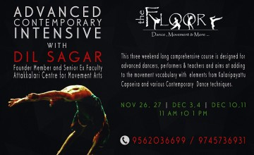 Advanced  Contemporary Dance Intensive