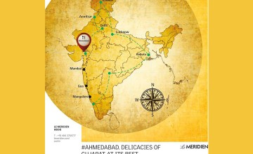 Ahmedabad- Delicacies of Gujarat at its Best