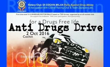 Anti Drugs Drive