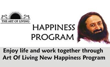AOL: Happiness Program with Sindhu N. Unni