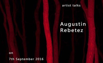Artist Talks by Augustin Rebetez