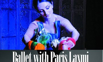 Ballet With Paris Laxmi