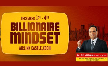 Billionaire Mindset - A Training Program